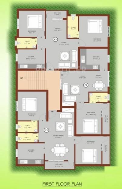 Images for Cluster Plan of Jeyyes Housing Devleopers Krishna