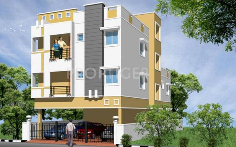 Jeyyes Housing Devleopers Krishna Elevation