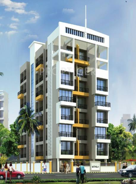 Images for Elevation of Incity Mithila Homes