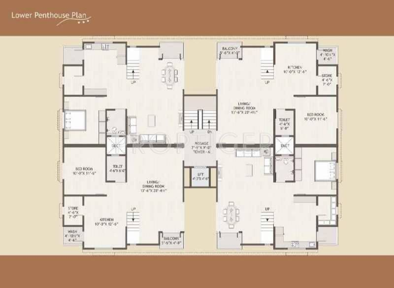 Images for Cluster Plan of Labh Hari Smruti