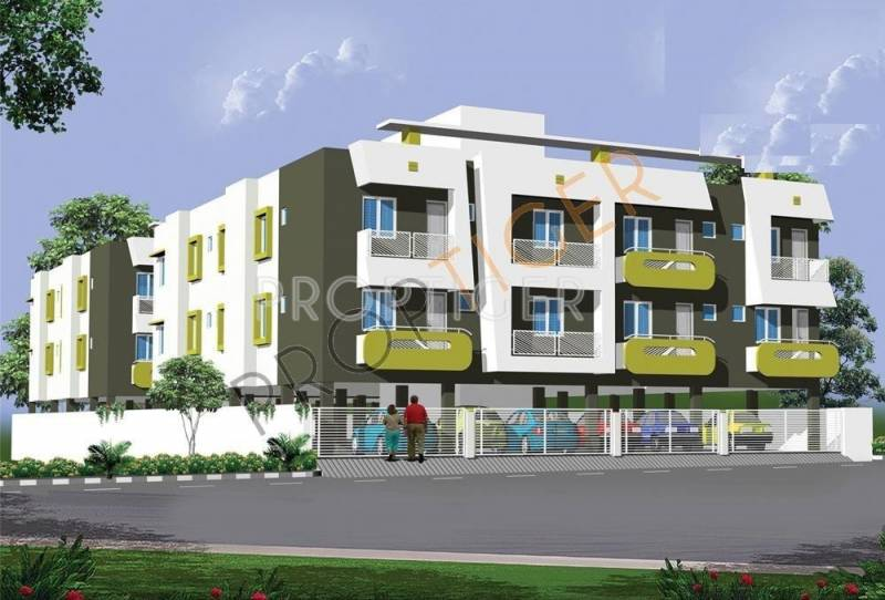 Images for Elevation of Dream Bhai Garden
