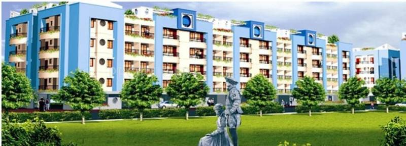 Images for Elevation of Shriram Vijaya Hyyde Park Apartments