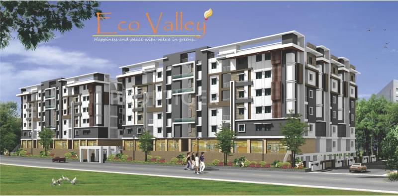 Images for Elevation of Srija Builders and Developers Eco Valley