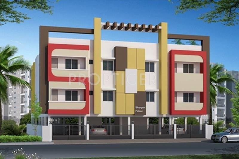bhargavi-palace Elevation