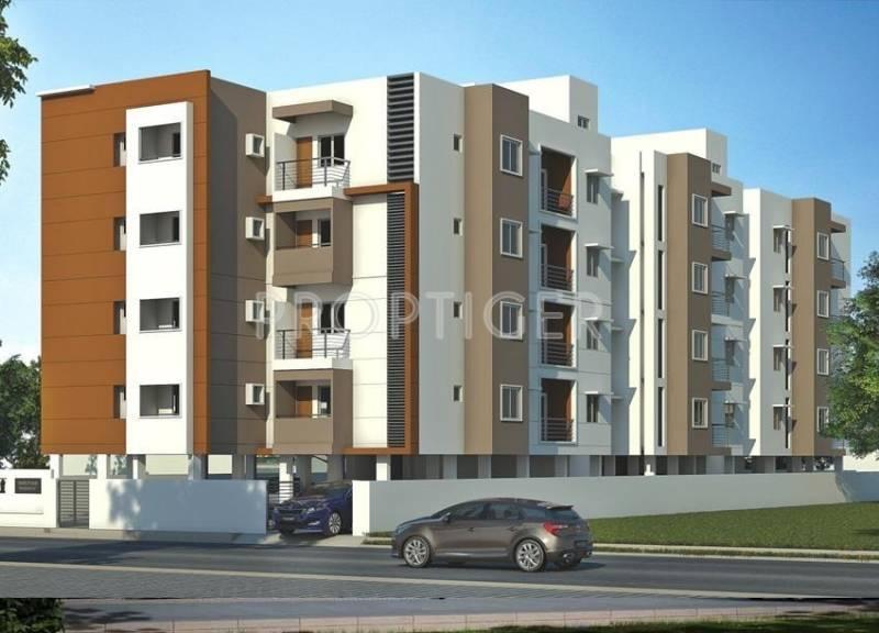 Images for Elevation of Marutham Akshaya