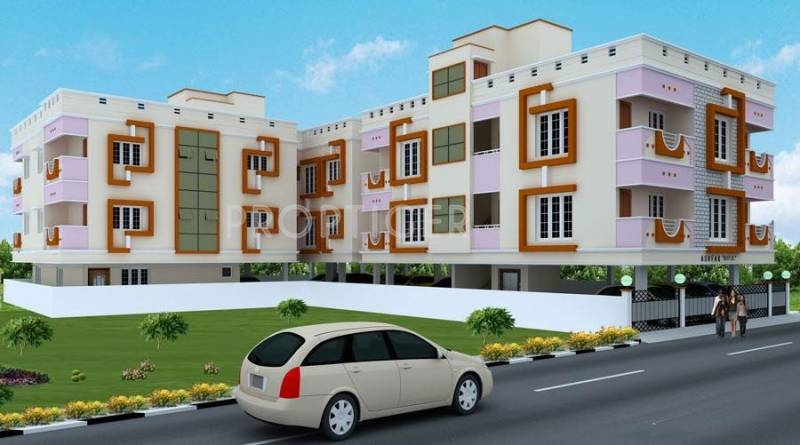 Images for Elevation of Ashvar Royal