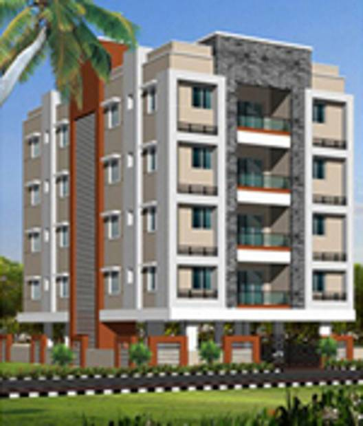 Images for Elevation of Shanta Meena Residency