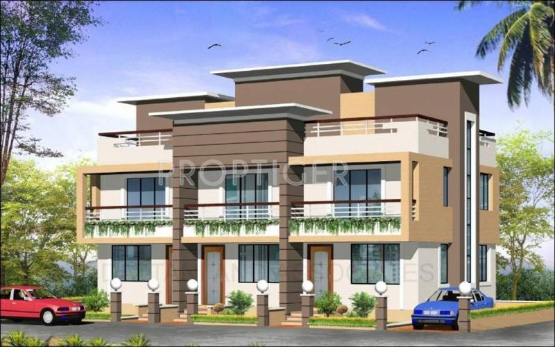 Images for Elevation of Uttam Developers Uttam Flora