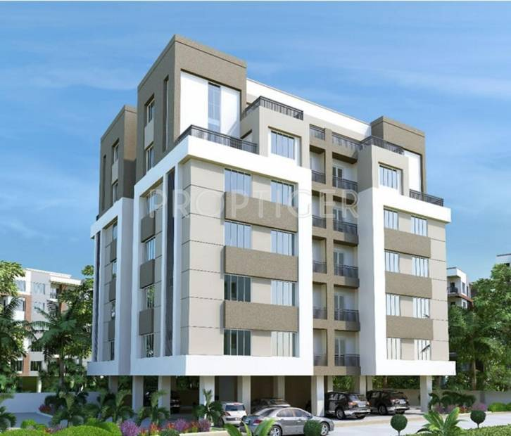 Images for Elevation of Akshar Paradise Apartments