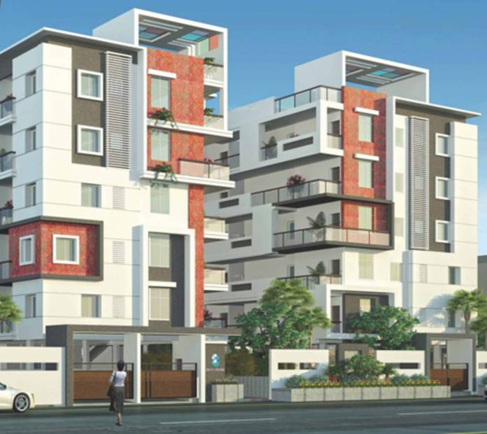 Images for Elevation of Sanvi Homes Meadows
