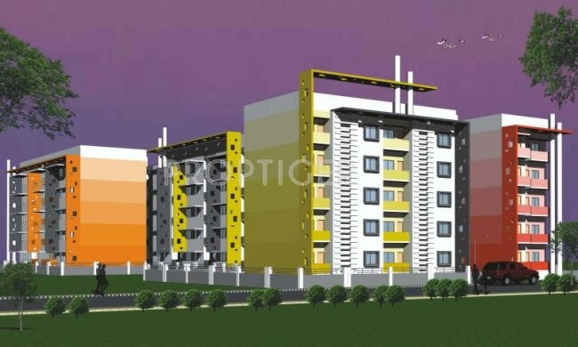 Images for Elevation of Amigo Sri Sai Paradise