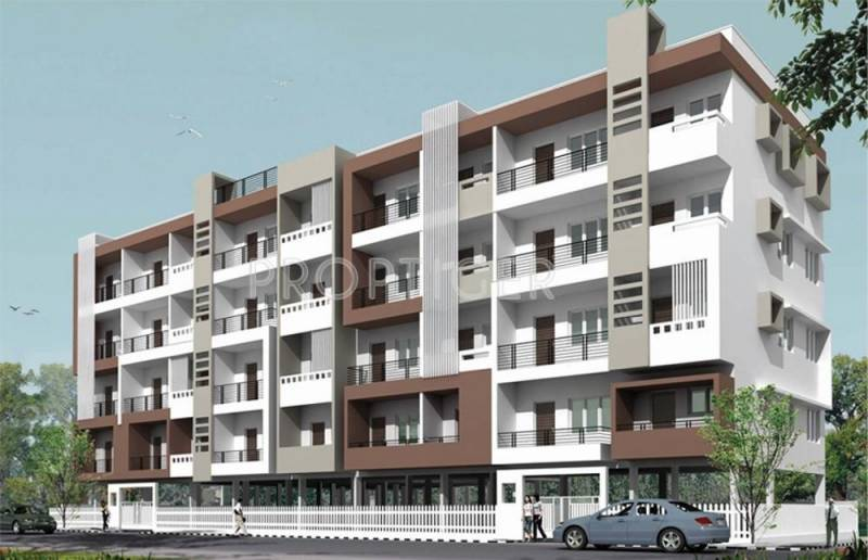 Images for Elevation of Sri Krishna Constructions India Tulip