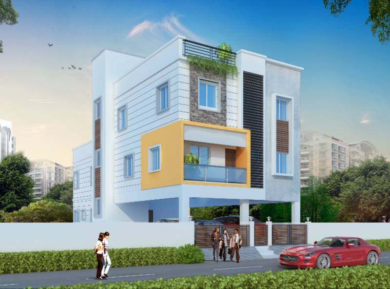 Images for Elevation of Sekaran Studio 6 Apartment
