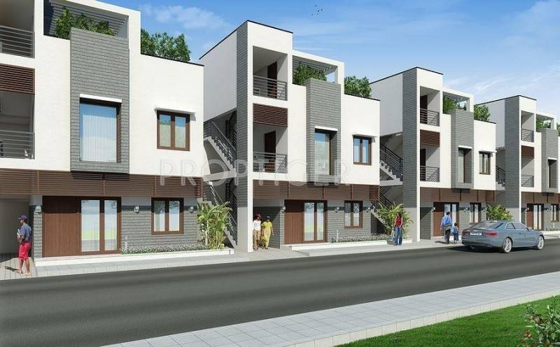 Images for Elevation of RRP Thamarai Apartments