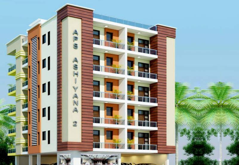 Images for Elevation of APS Ashiyana 2