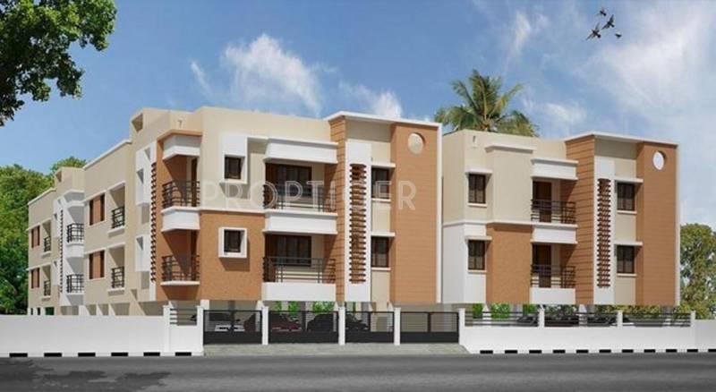 Sumangali Homes Indra Enclave Elevation