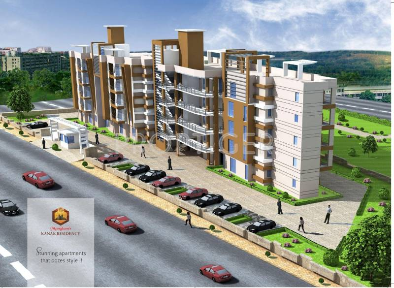 Images for Elevation of Manglam Kanak Residency