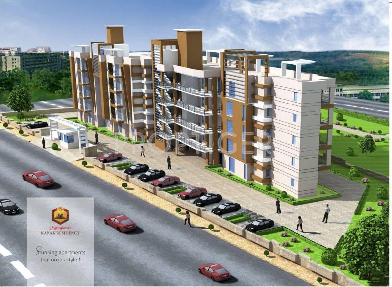 Images for Elevation of Manglam Kanak Residency