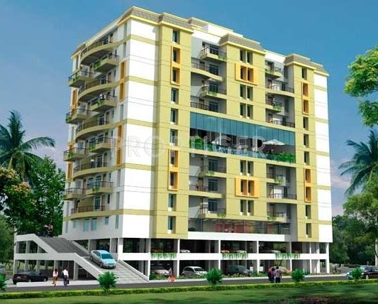 Images for Elevation of Ghatge Evergreen Homes Phase4