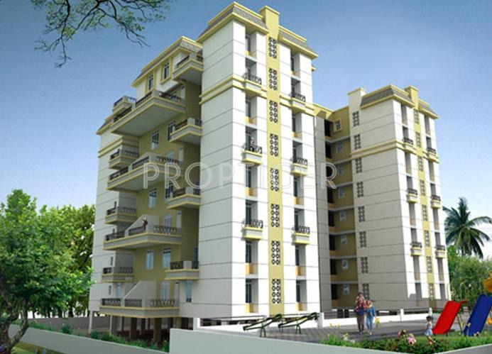 Images for Elevation of Ghatge Developments Evergeen Homes Phase3