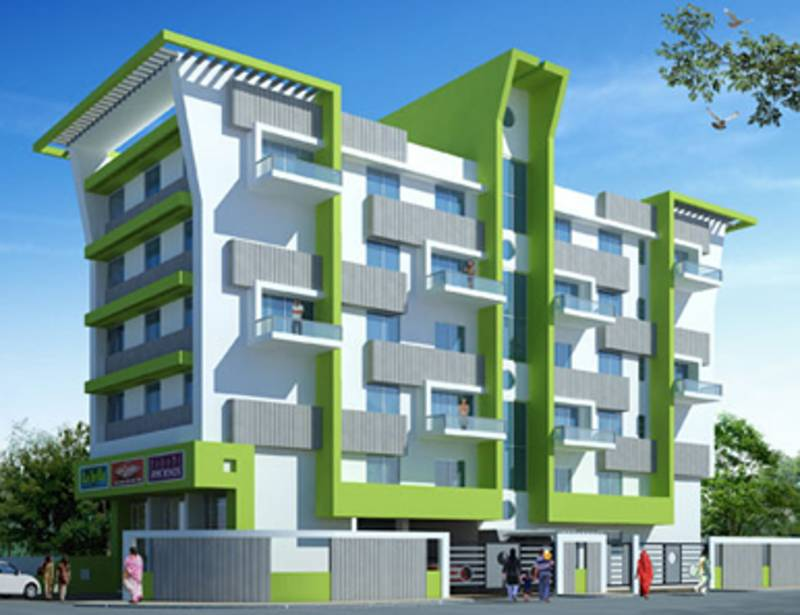 Images for Elevation of Jay Vijay Tower