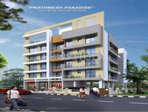 Images for Elevation of Prathmesh Paradise