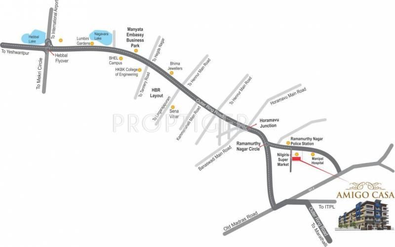 Images for Location Plan of Amigo Casa