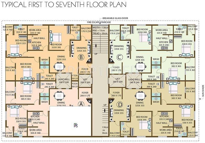 Precious precious continental in veliyannur thrissur for Continental homes of texas floor plans