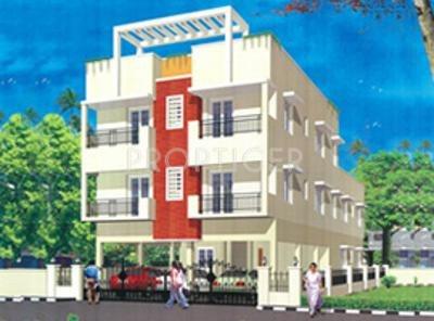 Palace Homes Sai Mukunda Elevation