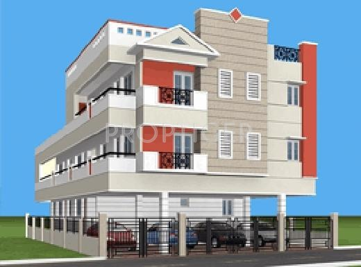Images for Elevation of Palace Homes Sai Karthik