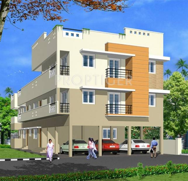 Palace Homes Sai Kishore Elevation