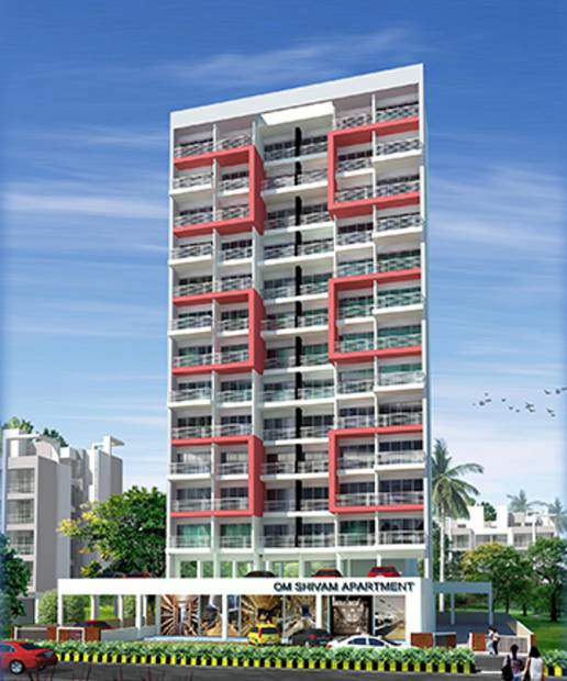 Images for Elevation of Om Shivam Apartments