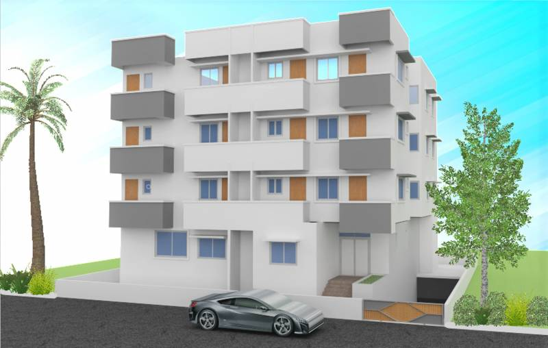 Images for Elevation of Vijaya Tarangini