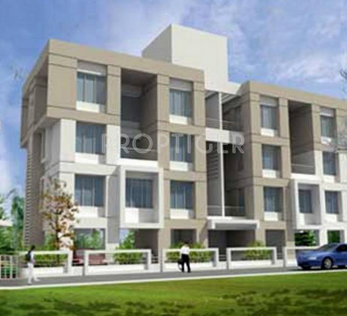 Images for Elevation of Sanjeevani Sahayog Apartment