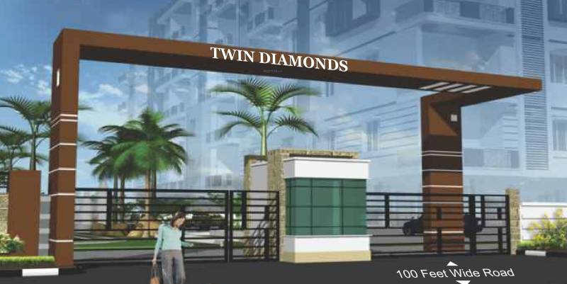 twin-diamonds Images for Amenities of LandIndia Twin Diamonds