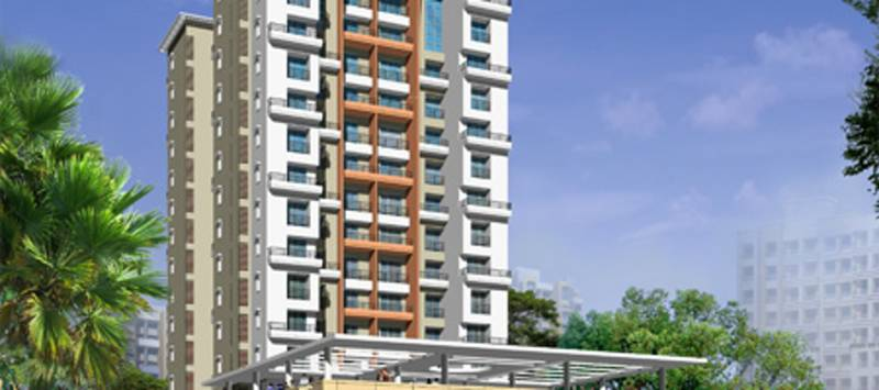 Images for Elevation of Dweepmala Developers Siddhivinayak Residency