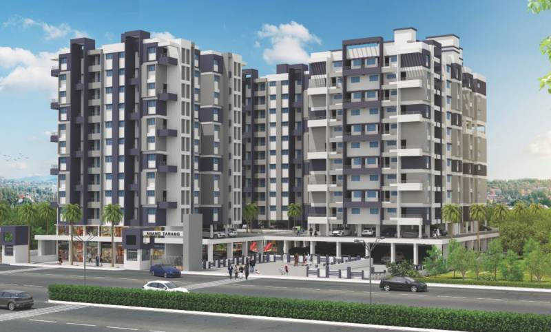 Images for Elevation of Lunkad Anand Tarang