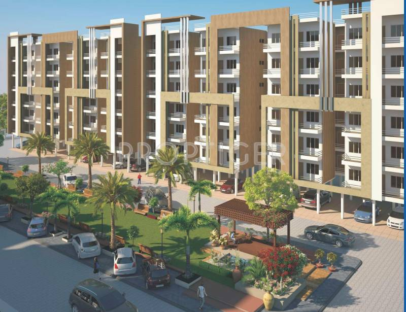 Images for Elevation of United City Apartments