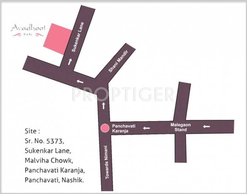 Images for Location Plan of SM Avdhoot Park