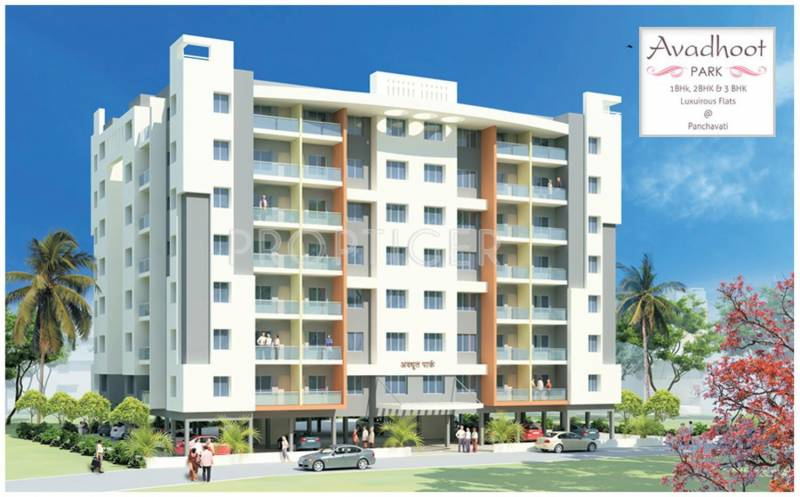 Images for Elevation of SM Avdhoot Park