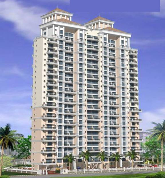 Images for Elevation of Tharwani Constructions Tharwani Heights