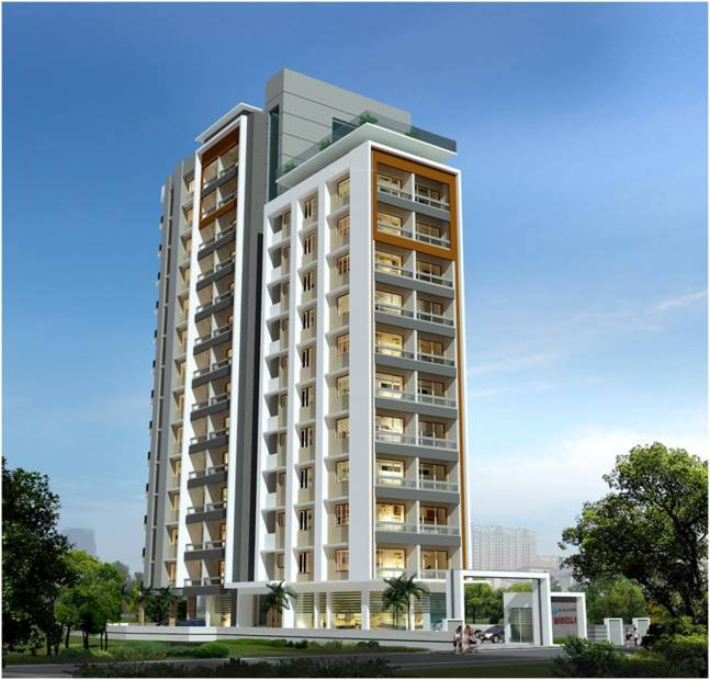 Images for Elevation of Kalyan Marvella