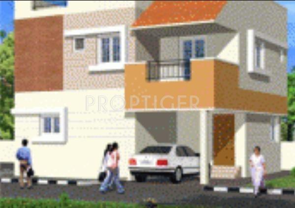 Palace Homes Sai Purandara Elevation