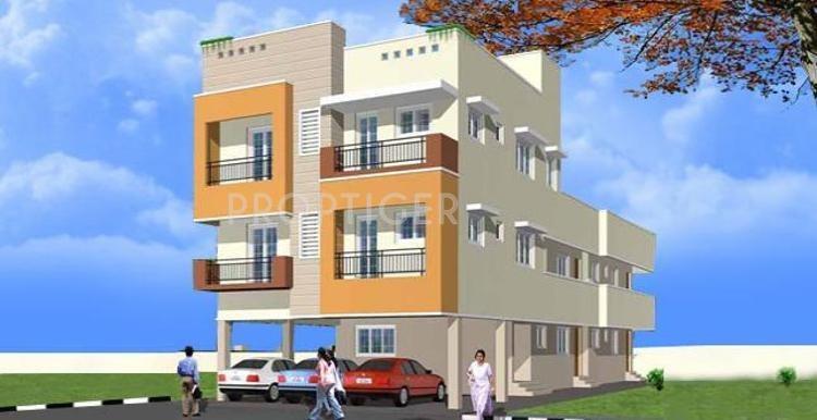 Palace Homes Sai Varada Elevation