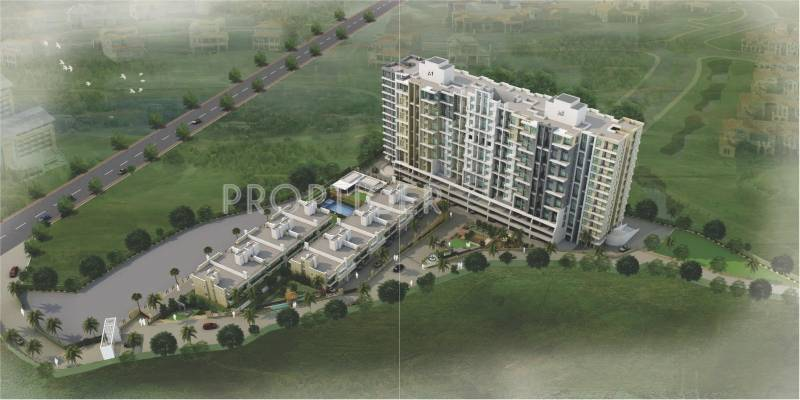 Images for Elevation of Nirman Brookefield Willows Villas