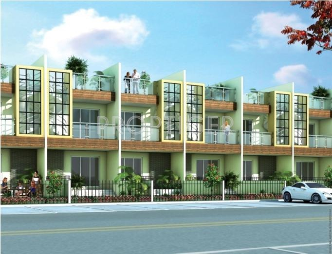 420 Sq Ft 1 Bhk 1t Apartment For Sale In White House Group