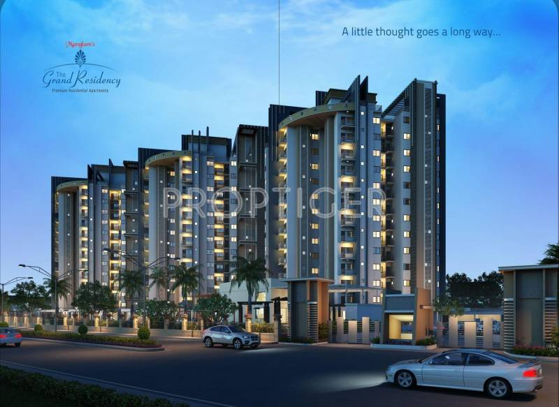 Images for Elevation of Manglam The Grand Residency