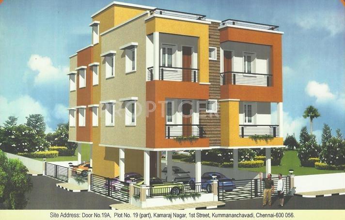 Anjaneyaa Housing Deluxe Apartments