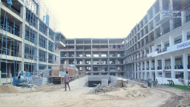 Images for Construction Status of CCC Residential Suites