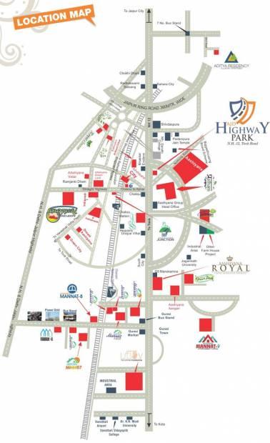 Images for Location Plan of AJD Mannat 7